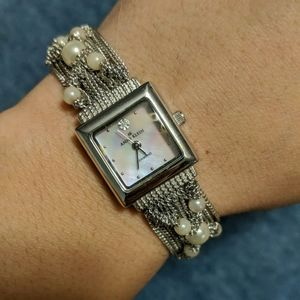 Anne Klein Pearl Watch